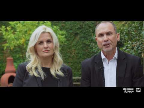 SONYA AND STEPHEN CATTERALL   INTERVIEW