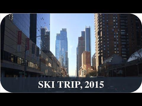 NEW YORK & VERMONT 2015 | Travel Diary