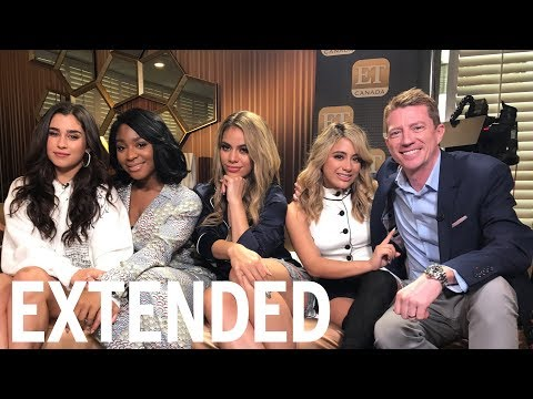 EXCLUSIVE: Fifth Harmony Talk New Album, VMAs, And Taylor Swift | EXTENDED