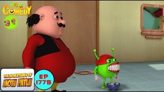 Denture Alien - Motu Patlu in Hindi - 3D Animated cartoon series for kids - As on Nick