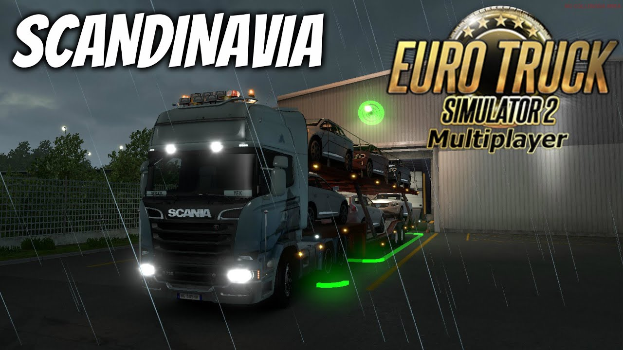scandinavia ets2 autos volvo de g teborg a malm euro. Black Bedroom Furniture Sets. Home Design Ideas