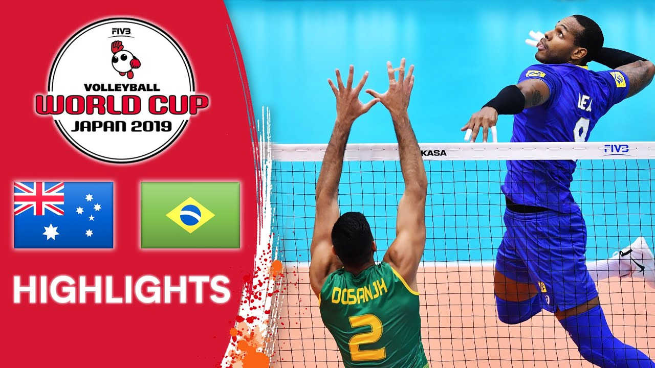Download AUSTRALIA vs. BRAZIL - Highlights | Men's Volleyball World Cup 2019