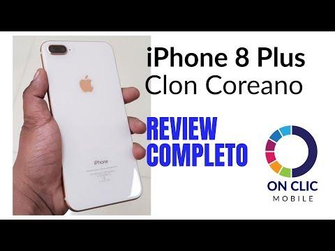 IPHONE 8 PLUS CLON COMPRAR