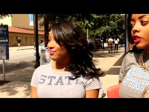 #SVSCollegeTakeover- Georgia State University