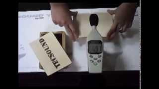 видео Звукоизоляционная мембрана TECSOUND 70