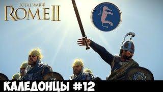 Тени Скаты - Total War: Rome II - Empire Divided - Кампания за Каледонцев #12