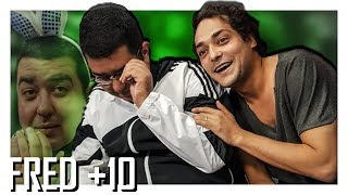 Top 10 - Chico e Eduardo Sterblitch, o GRANDE encontro