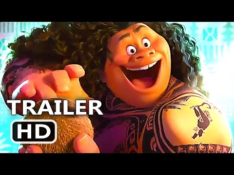 MOANA - You're Welcome FULL SONG (Animation, 2016) Disney Movie HD