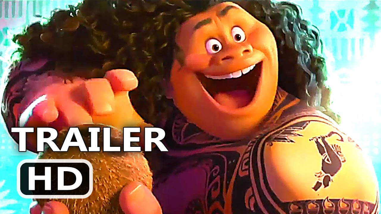 Moana Youre Welcome Full Song Animation 2016 Disney Movie Hd