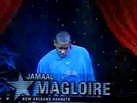 2004 NBA All-Star East Introductions