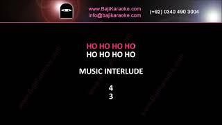 Jinko Hain Betiyan   Video Karaoke Lyrics   Birthday Song, Bajikaraoke