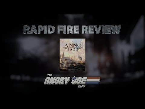 Anno 1800 Rapid Fire Review