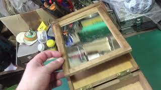 Наборы для хранения бритв, в дополнение к предыдущему видео.
