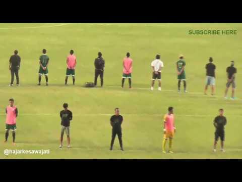 """(HD) Menggema Sleman Fans Anthem """"SAMPAI KAU BISA"""" PSS vs Persipura #PialaPresiden2017. MERINDING"""