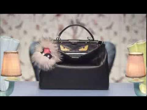 L invasion des Bags Bugs de Fendi - YouTube 651c9a1bb47