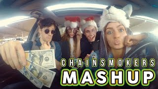 Repeat youtube video CHAINSMOKERS MASHUP!! ft. Chris Collins, Kirsten Collins, Karisma Collins