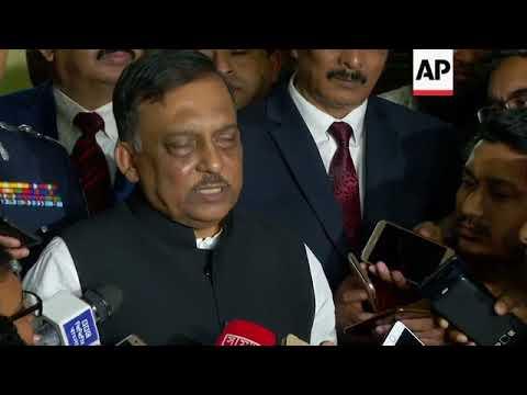 Bangladesh hands list to Myanmar to start Rohingya repatriation