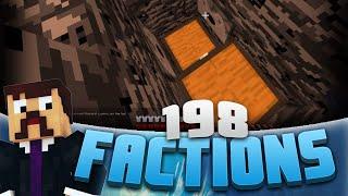Minecraft Factions #198 - RICH Bedrock Vault Raid! (Minecraft Raiding)