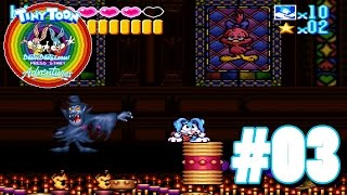 Die Geistervilla - #03 - LP Tiny Toon Adventures: Buster Busts Loose [Deutsch]
