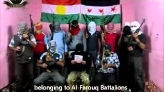 army free syria Kurd 2012
