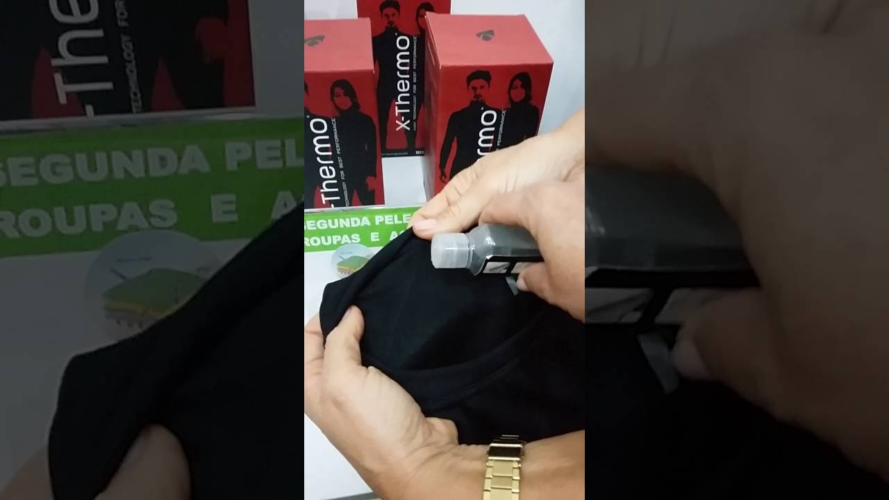 3c79def452 Segunda pele térmica - YouTube
