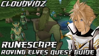Runescape Roving Elves Quest Guide HD