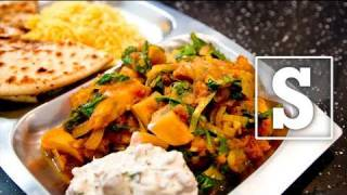 SWEET POTATO CURRY RECIPE - SORTED