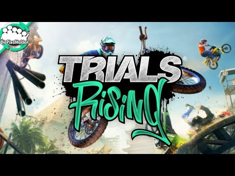 TRIALS RISING #1 - Der Aufstieg beginnt - Let's Play Trials Rising