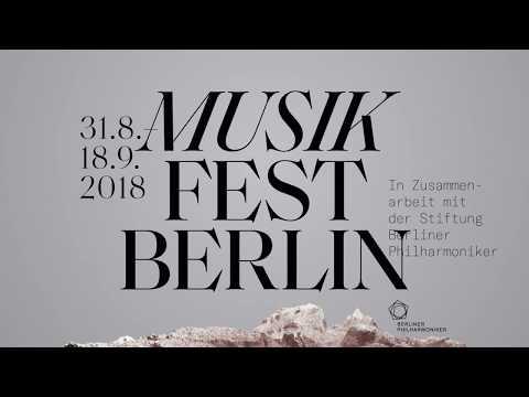 Musikfest Berlin 2018: Trailer