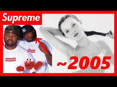 SUPREME COLLABS 2002 TO 2005 シュプリーム /相互チャンネル登録 sub4sub