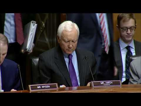 Hatch Takes Trump Administration to Task Over Negative Tariff Impact in Utah