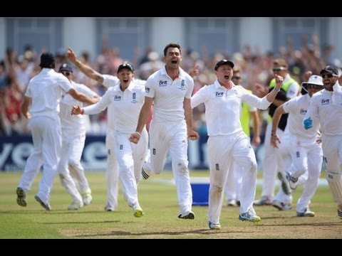 Ashes highlights from Trent Bridge as England beat Australia in 1st Investec Ashes Test Day 5 PM