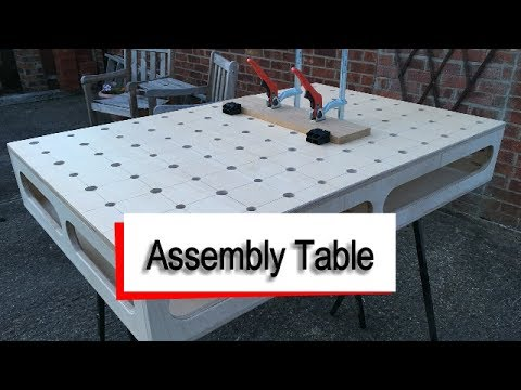 How to build an Assembly Table