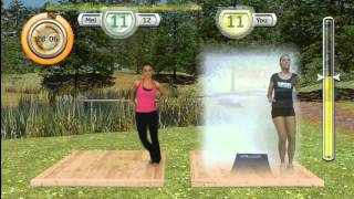 Get Fit With Mel B PS3 Move Trailer