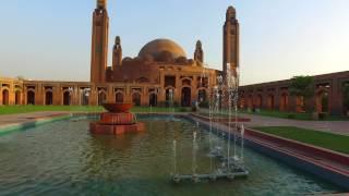Bahria Town Lahore Masjid 4K