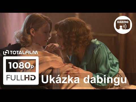 Skleněný pokoj (2019) ukázka dabing Aňa Geislerová/Kateřina Winterová