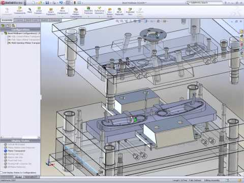 SOLIDWORKS Mold Design