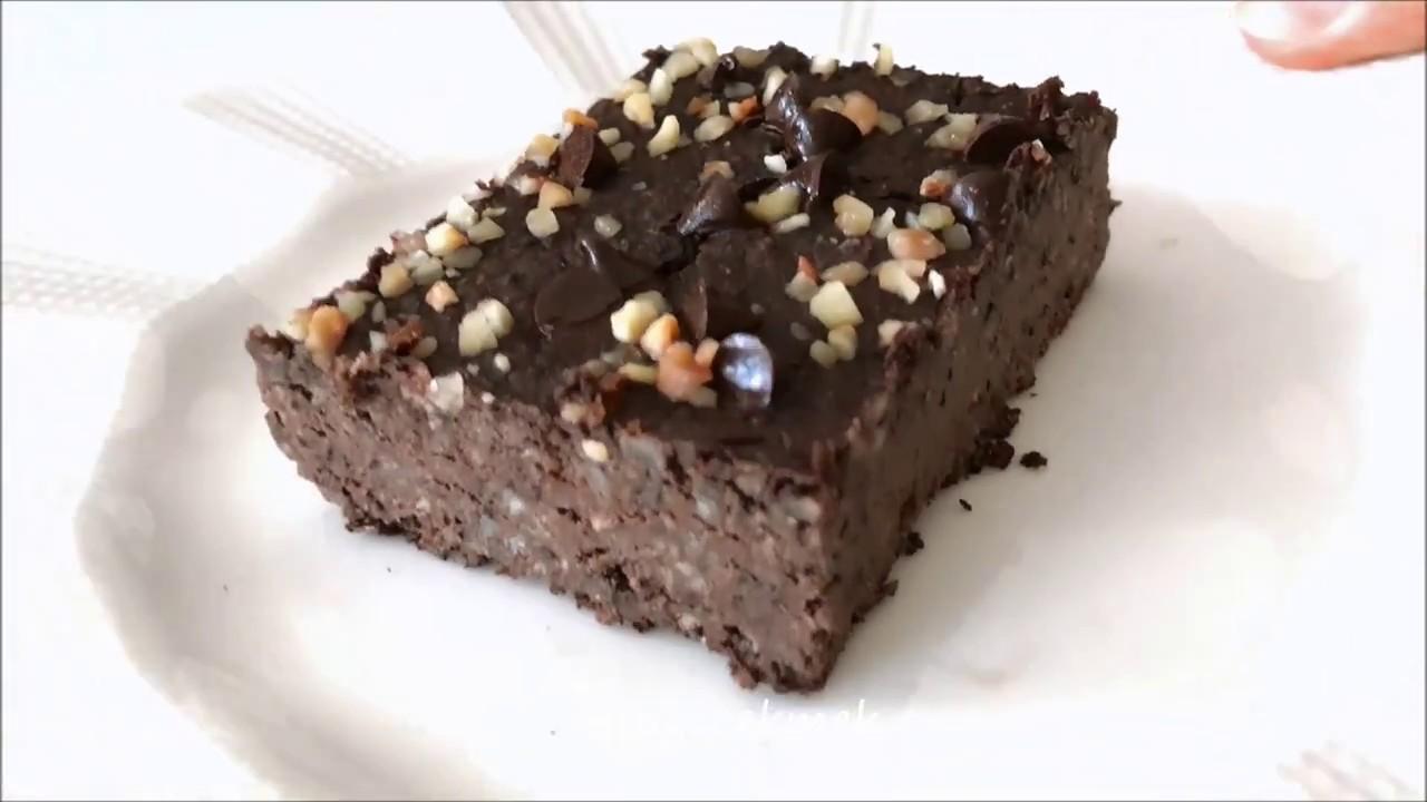 Siyah fasulyeli kek tarifi