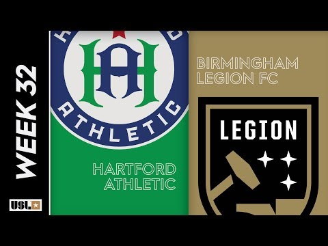 Hartford Athletic vs. Birmingham Legion FC: October 9, 2019
