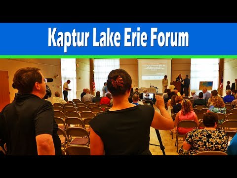 Rep  Marcy Kaptur Lake Erie Forum_What Can We Do to Help?
