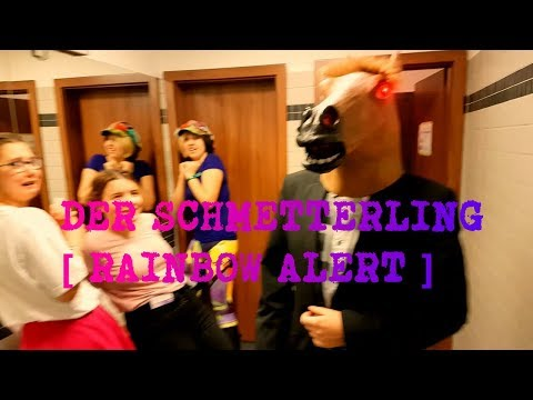 Der Schmetterling III - Rainbow alert (trailer 2)
