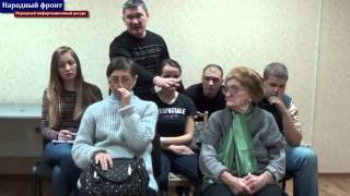 Телемост Луганск-Киев-Львов. Попытка пробить стену циничности не удалась.