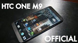 NEW HTC One M9 OFFICIAL Announcement!