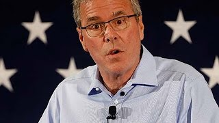 Jeb Bush Backtracks On Climate Change