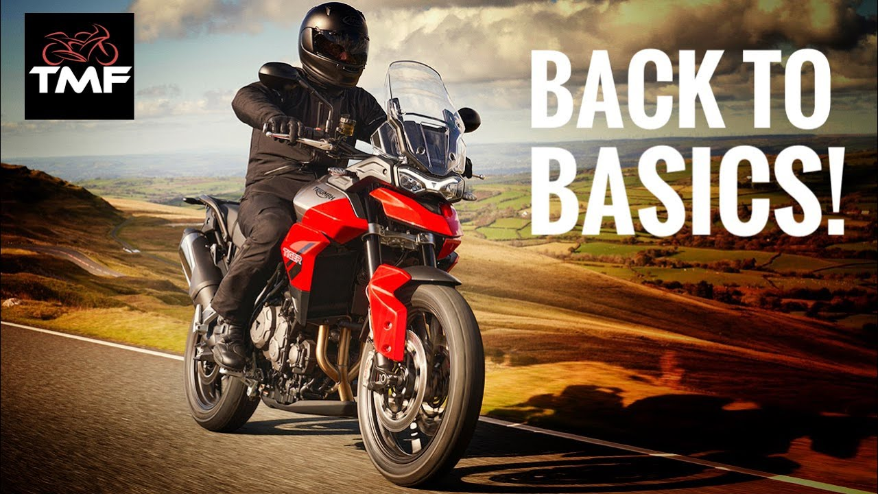 Triumph Tiger 850 Sport | First Look Review