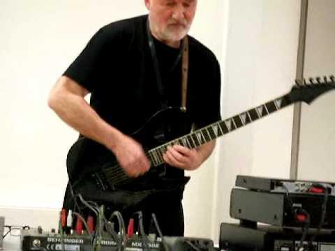 Eberhard Kranemann live in Wuppertal 06.02.2009 pt. 5