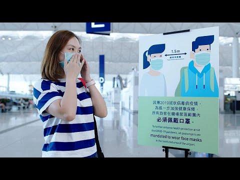 هونغ كونغ :التكنولوجيا تساعد على إنقاذ الأرواح وتبعث أمل القضاء على كورونا…  - 17:01-2020 / 7 / 14