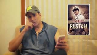 Exclusive- Rustom Aka Akshay Kumar sir during Facebook live Chat