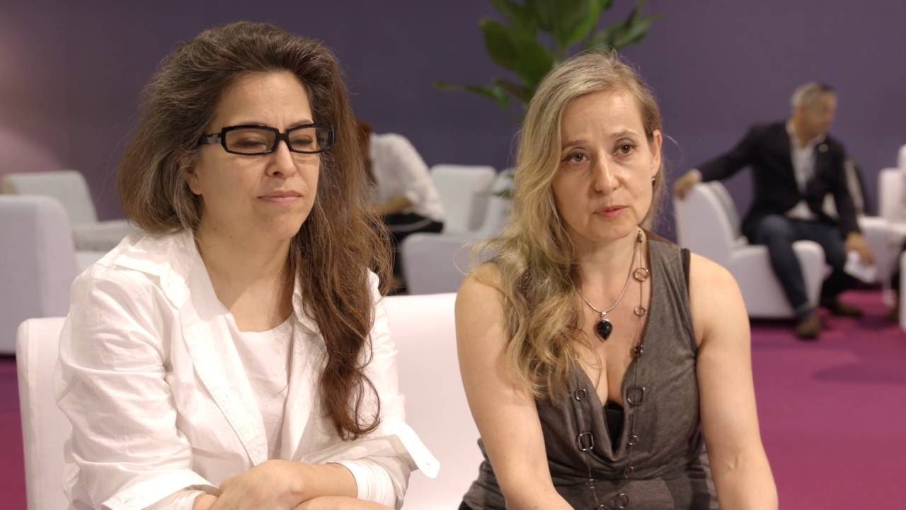 3d65411a8525 Interview with Susana Monaco and Anna Pavel - YouTube