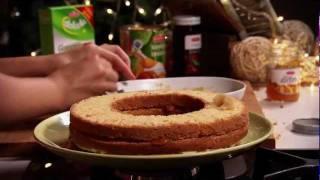 Dolcela Slatki Božić: Kako razmazati marcipan?